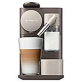 DeLonghi-EN500BW Nespresso Lattissima One Coffee Machine with 1L Capacity in Mocha Brown