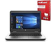 "HP Probook 640 G2 14"" Laptop Intel Core i5-6300U 8GB 256GB SSD with Internet Security - 2TL58ES#ABU"