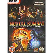 Mortal Kombat 9 Komplete Ed (PCCD)