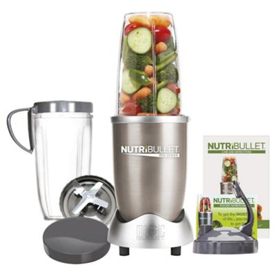 Tesco Direct Slow Juicer : Buy Nutribullet Pro 900 Juicer Blender - Champagne from our Jug Blender range - Tesco