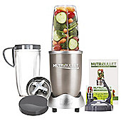 Nutribullet Pro 900 8 Piece Juicer Blender - Champagne