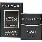 Bvlgari Man In Black Eau de Parfum (EDP) 30ml Spray For Men