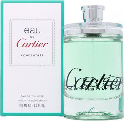 Cartier Eau de Cartier Concentree Eau de Toilette (EDT) 100ml Spray