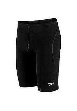 Speedo Boys End Jammer Shorts - Black