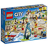 LEGO City Town People Pack ? Fun At The Beach 60153 Best Price, Cheapest Prices