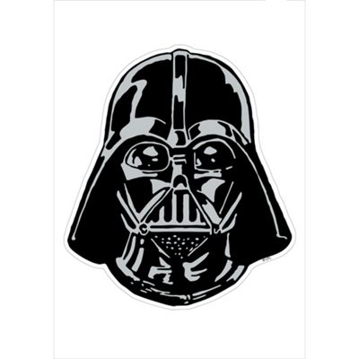 Star Wars Darth Vadar Extra Large Wall Sticker
