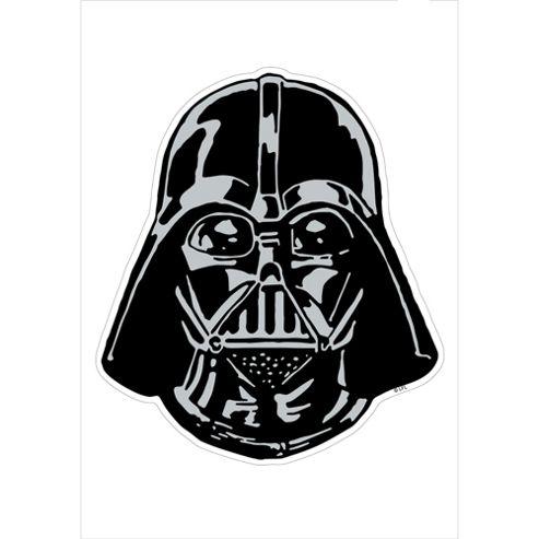 Star Wars Darth Vadar Extra Large Wall Sticker