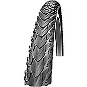 Schwalbe Marathon Plus TOUR Performance SmartGuard Endurance Compound in Black/Reflex - 26 x 2.00