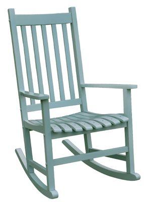Crocus Wooden Rocking Chair