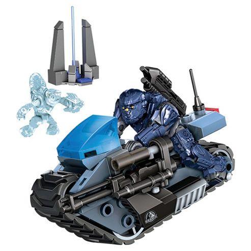 Mega Bloks Halo Siege Bike
