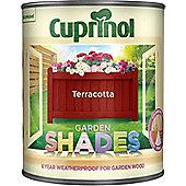 Cuprinol Garden Shades - Terracotta - 1 Litre