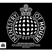 Various Ministry Of House 3CD