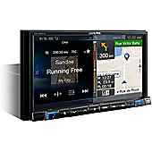 ALPINE INE W997D 7-inch One Look Navi display Car Stereo iGO Primo navigation