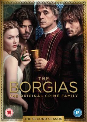 The Borgias:Season 2 (DVD Boxset)