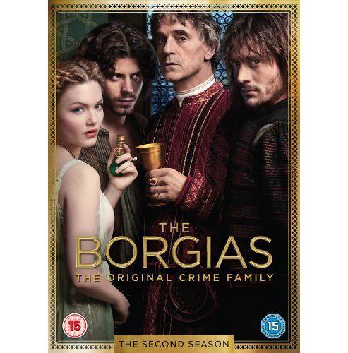 The Borgias:Season 2 (DVD Boxset)