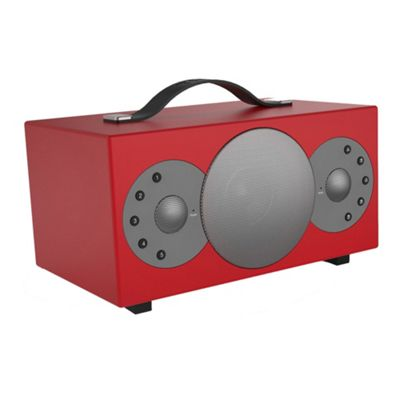 Tibo Sphere 2 Smart Audio Speaker (Red)