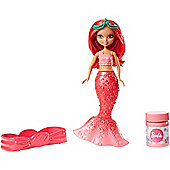 Barbie Dreamtopia Soap Bubbles and Fun Mermaid Red