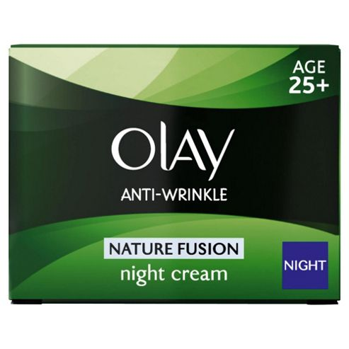 Olay Anti-Wrinkle Nature Fusion Night Cream 50Ml