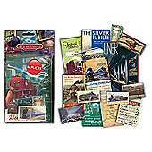 Steam Trains - Replica Memorabilia Pack