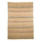 Natural Living Seagrass Terracotta Runner - 60x230cm