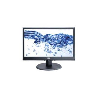 AOC Value E2250Swnk (21.5 inch) LED Monitor 600:1 200cd/m2 1920x1080 5ms (Black)