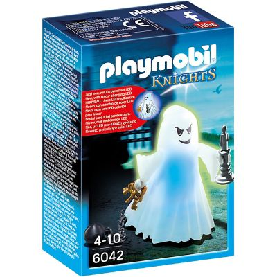 Playmobil Knights Castle Ghost With Rainbow LED