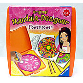 Mini Mandala Designer Flower Power - Arts and Crafts