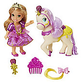 "Disney Princess 6"" Petite Rapunzel and Pony"