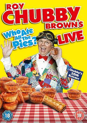 Roy Chubby Brown Live 2013 (DVD)