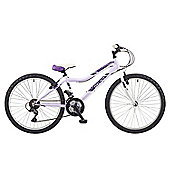 "Concept Chill Out 24"" Wheel 18 Speed Kids Mountain Bike"