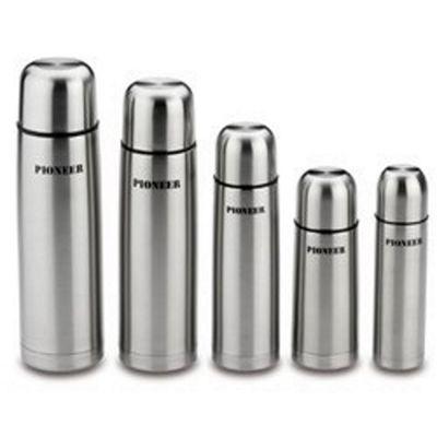 Grunwerg Pioneer Vacuum Drink Food Flask Stainless Steel 250ml SVF250