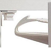 BabyDan Adhesive Cupboard and Drawer Lock Pack of 2