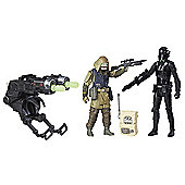 Star Wars Rogue One Deluxe Figure Two Pack - Imperial Death Trooper & Rebel Commando Pao