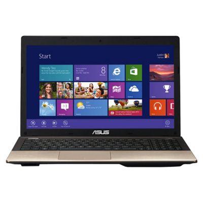 buy asus k55a intel celeron b830 6gb 1tb windows 8 black from our rh tesco com Asus X550la Asus Laptop Black and Gold