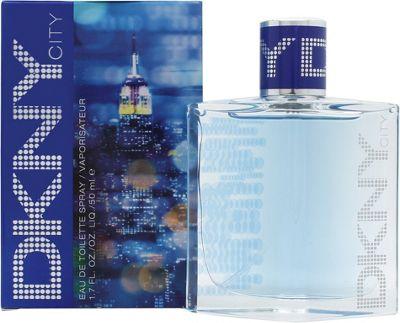 DKNY City Eau de Toilette (EDT) 50ml Spray For Men