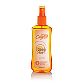 Calypso Sun Protection Deep Tan Carrot Oil Spray SPF 2 250ml