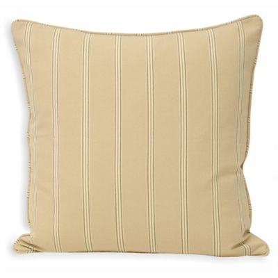 Riva Home Nautical Stripe Natural Cushion Cover - 45x45cm