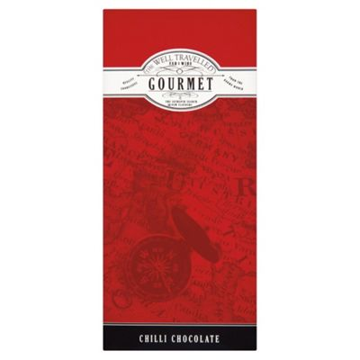 Gourmet Chilli Chocolate