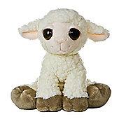 Aurora Dreamy Eyes Lamb 30cm Plush Soft Toy