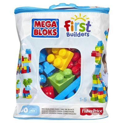 MEGA BLOKS MAXI BAG CLASSIC 60PCS