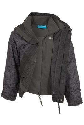 Soto Kid's 3 in 1 Waterproof Jacket