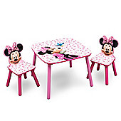 Delta Children Disney Minnie Mouse Activity Table