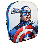 Marvel Avengers Assemble 'Captain America' 3D EVA Backpack