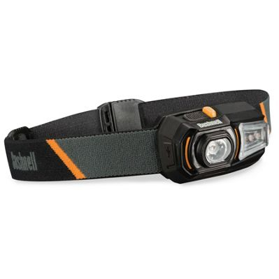 Bushnell Rubicon H125R LED Headlamp - Rechargeable 125 Lumens 10R125ML