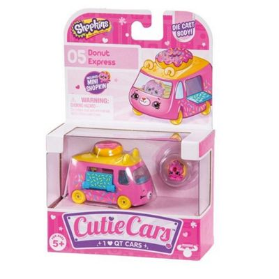 Shopkins Cutie Cars Series 1 - Donut Express (Single Pack)