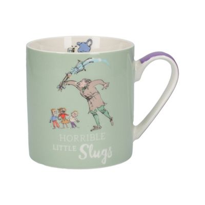 Roald Dahl MATILDA Can Mug Cup in Patterned Gift Box 350ml