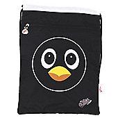 Cutie Penguin Soft String Bag