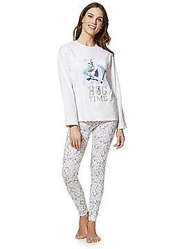 Disney Olaf Hug Time Pyjamas - Multi