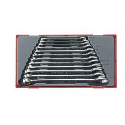 Teng Tt1236 12pc Metric Comb Spanner Set