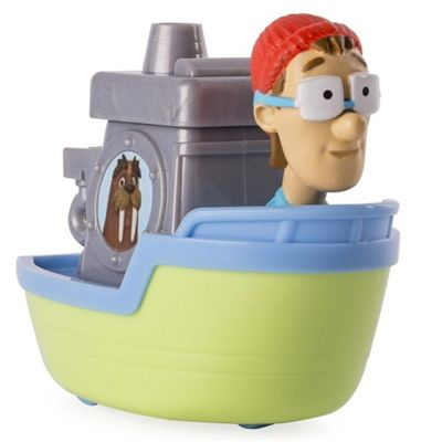 Paw Patrol Rescue Racer - Captain Turbot's Boat